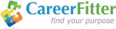 CareerFitter logo - find your purpose